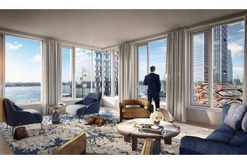 Ultra Exclusive, Full Serviced, Brand New One Hudson Yards! High Ceilings  With Floor